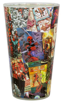 Caneca Deadpool - Comics