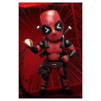 Figura Deadpool - Egg Attack
