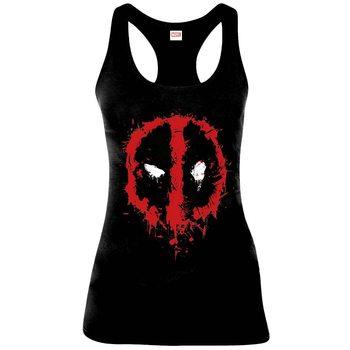 Top Deadpool - Splatter Logo