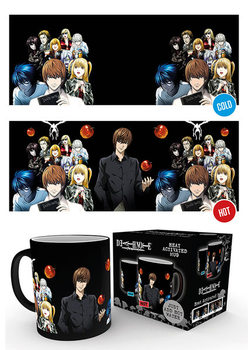 Caneca Death Note - Group