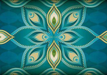 Papel de parede  Abstract Art - Mandala