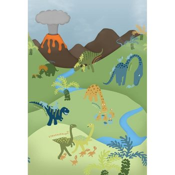 Papel de parede  Animal Planet - Dinosaur