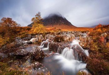 Papel de parede Autumn In The Glencoe