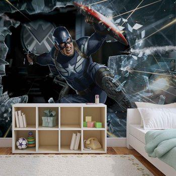 Papel de parede  Avengers Captain America