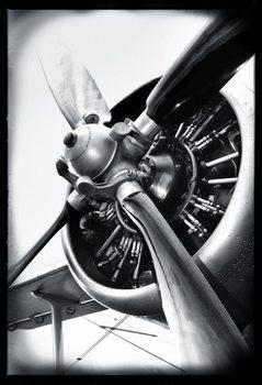 Decoração de parede Aviator - Aeroplane