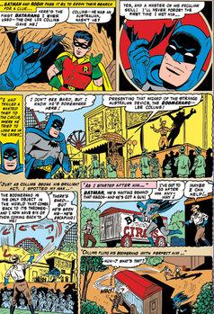 Decoração de parede Batman and Robin Comic