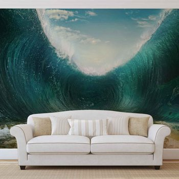 Papel de parede  Beach Waves Sea
