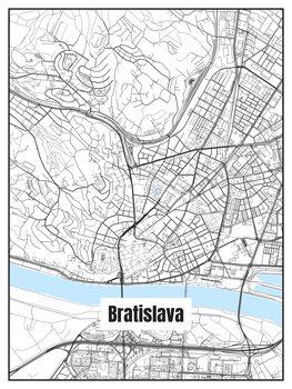 Papel de parede Bratislava