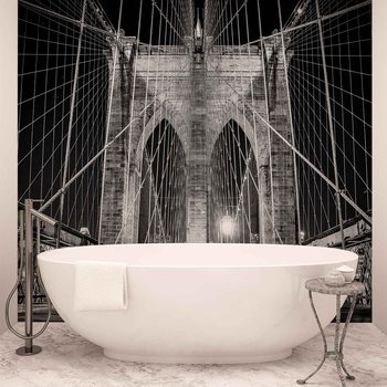 Papel de parede  Brooklyn Bridge New York