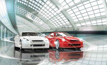 Papel de parede Cars Transport