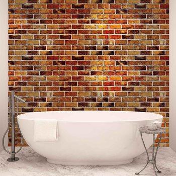 Murais de parede Ceglana ściana