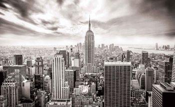 Papel de parede City Skyline Empire State New York