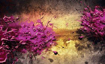 Papel de parede Colour Splash Abstract
