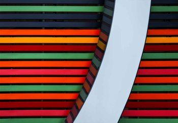 Papel de parede Colour Stripes