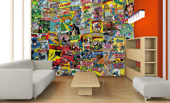 Papel de parede Comics