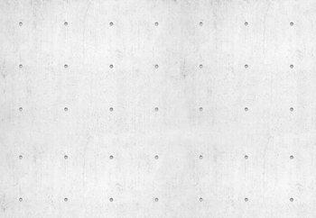 Papel de parede Concrete Dots