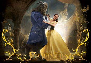 Papel de parede  Disney Beauty and the Beast (11180)