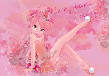 Papel de parede Disney Fairies Tinker Bell