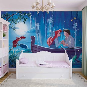 Papel de parede  Disney Little Mermaid