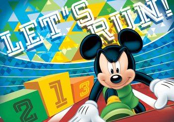 Papel de parede  Disney Mickey Mouse