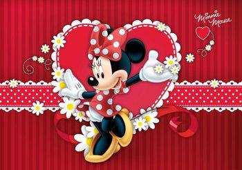 Decoração de parede Disney Minnie Mouse