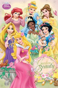 Decoração de parede Disney Princess