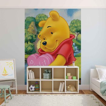Papel de parede  Disney Winnie Pooh Bear