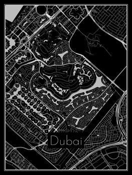 Papel de parede Dubai
