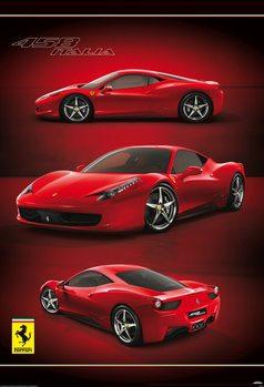 Decoração de parede Ferrari