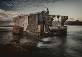 Papel de parede Fisherman's Hut