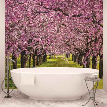 Papel de parede Flowering Trees