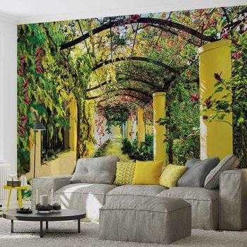 Papel de parede  Flowers Floral Garden