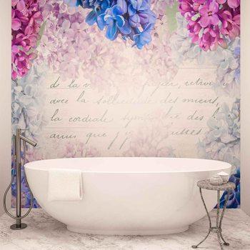 Papel de parede Flowers Vintage
