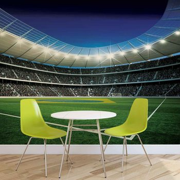 Papel de parede Football Stadium