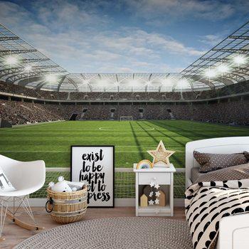 Papel de parede Football Stadium