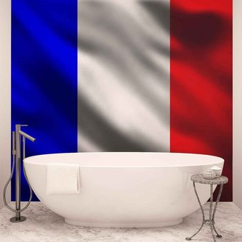 Papel de parede French Flag France