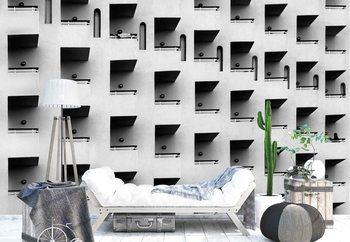 Papel de parede  Geometric Facade