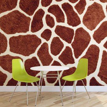 Papel de parede Giraffe Abstract