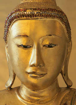 Papel de parede GOLDEN BUDDHA
