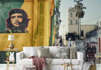 Papel de parede Grafitti En La Habana Vieja