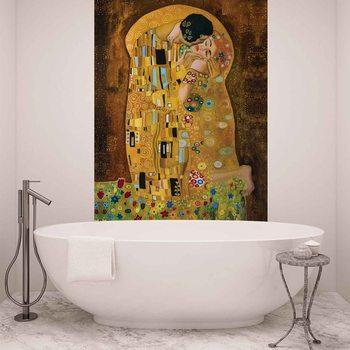 Papel de parede Gustav Klimt Art Kiss