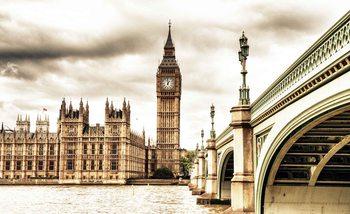 Papel de parede Houses of Parliament City