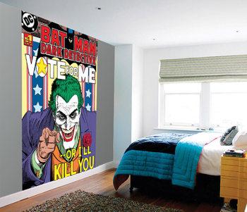 Papel de parede Joker - Vote Me or I'll Kill You