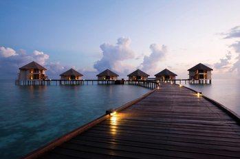 Decoração de parede Maldives - Dream