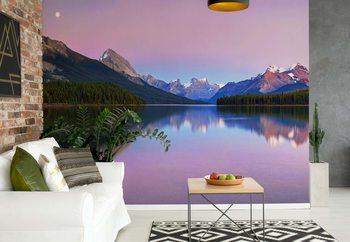 Papel de parede Maligne Lake