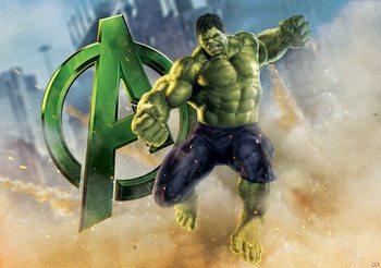 Decoração de parede Marvel Avengers