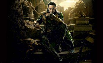 Papel de parede Marvel Avengers Loki