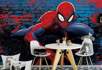Papel de parede  Marvel Spiderman (10587)