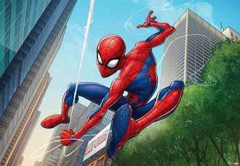 Papel de parede  Marvel Spiderman (10590)