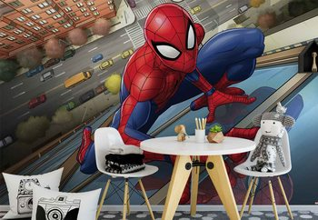 Papel de parede  Marvel Spiderman (10591)